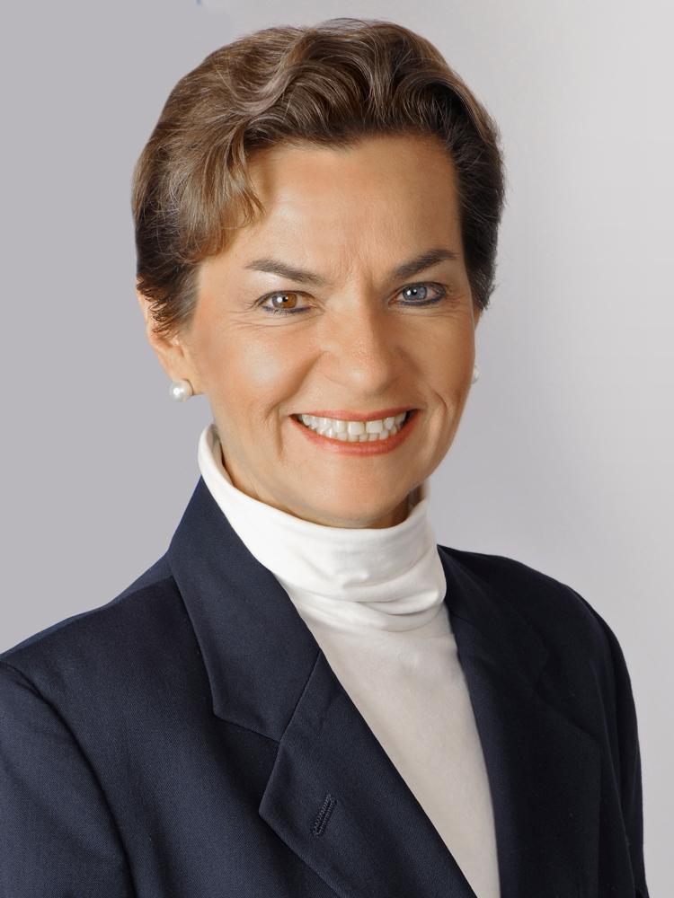 Headshot of Christiana Figueres