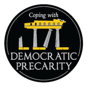 Coping with Democratic Precarity logo