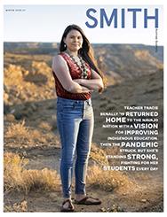 Smith Alumnae Quarterly cover image