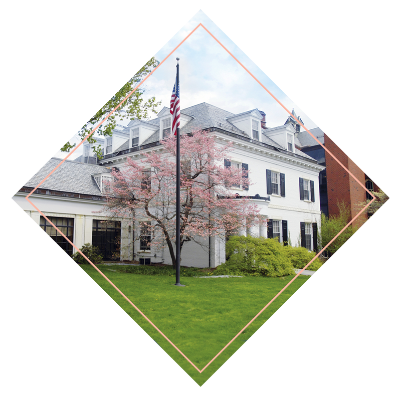 Photo of the Alumnae House