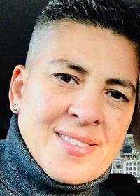 Headshot of Smith College Campus Safety officer Irma Lopez-Gottlieb
