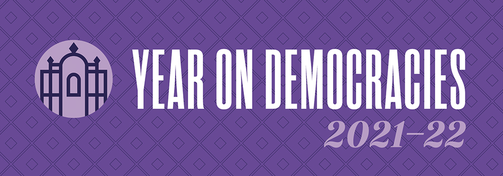 Year on Democracies Logo