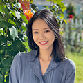 Picture of Conway Intern Vivian Ma