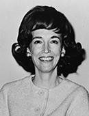 Helen Gurley Brown in 1964