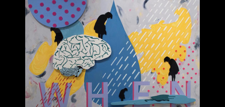 Antonia DaSilva's studio work