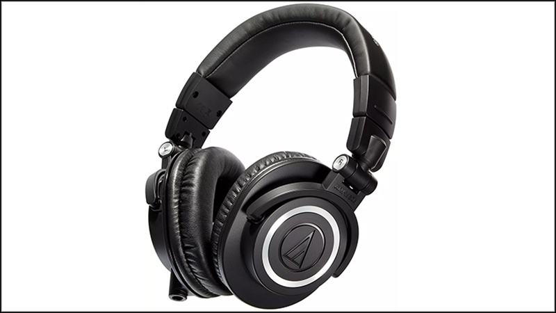 Photo of Audio Technica ATH-M50X Headphones