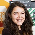 Headshot of Felicia Villalobos