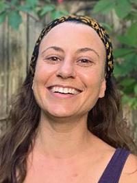 Maya Shulman Ment portrait