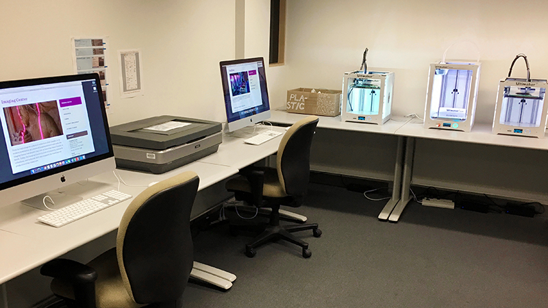 Imaging Center Drop-In Lab