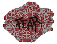 Logo for Kahn Institute Fear Project