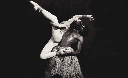 Photo of Cuban ballet