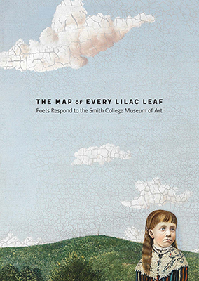 Book jacket of The Map of Every Lilac Leaf