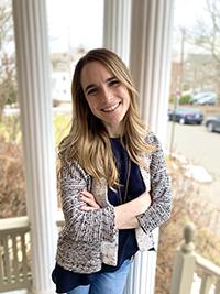 Portrait of Tina Zorzi of Precollege Programs