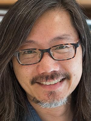 Floyd Cheung portrait