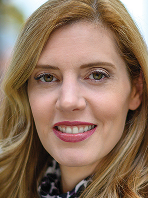 Portrait of Joanna Olin