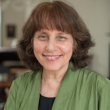 Photo of professor Zaleski smiling