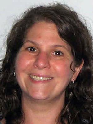 Stacey Steinbach portrait