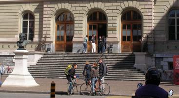 Photo of the University of Geneva