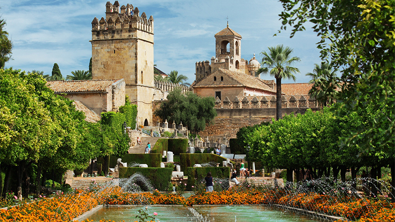 Photo of landscape in Cordoba, Spain