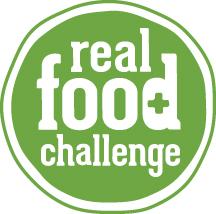 Real Food Challenge logo