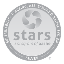 Sustainability Tracking, Assessment & Rating Silver Award