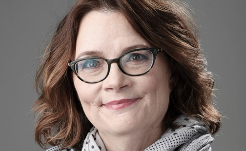 Film critic Ann Hornaday