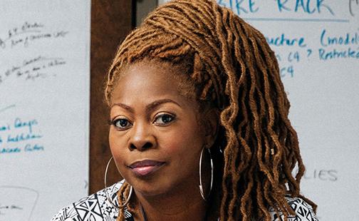 Cromwell Day Speaker LaTosha Brown