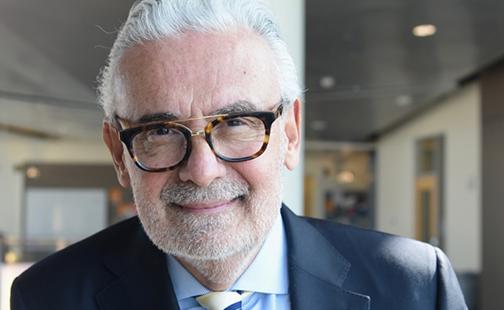 Headshot of Marcelo Suarez Orozco, chancellor of UMass Boston