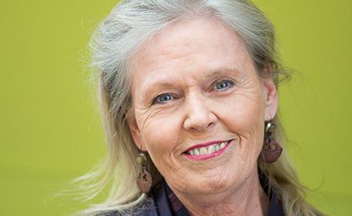 Poetry Center director Ellen Dore Watson