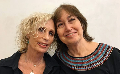 Nina Yankowitz and Joyce Kozloff