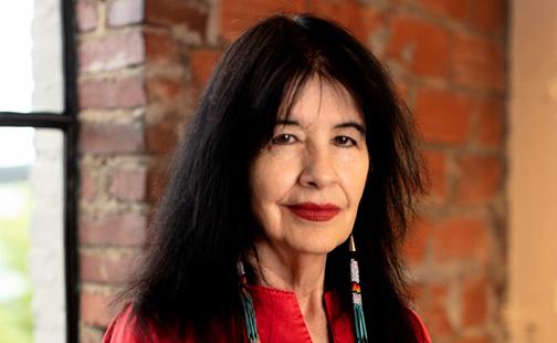 U.S. Poet Laureate Joy Harjo