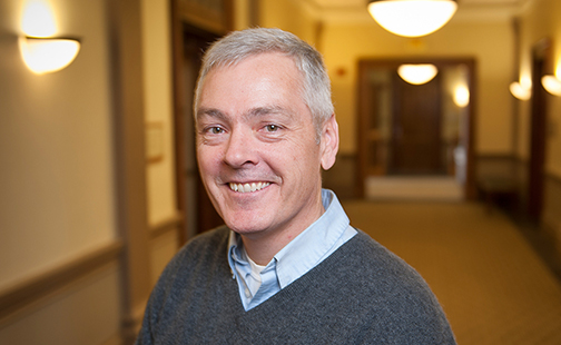 Provost Michael Thurston