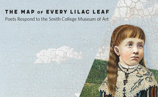 Modified book jacket image of The Map of Every Lilac Leaf