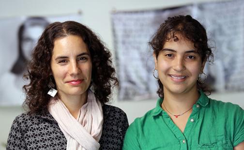 Gabriella Della Croce and Andrea Schmid