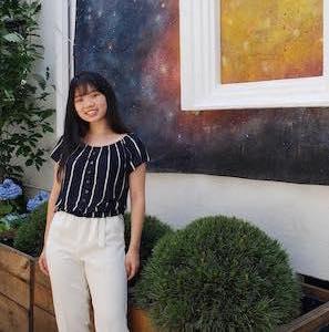 Conway Intern Joyce Huang