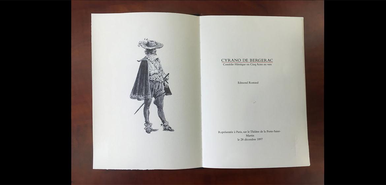 Elizabeth Cavallo, Cyrano de Bergerac