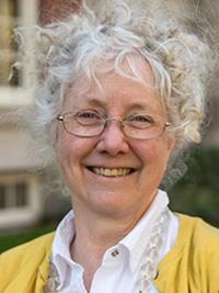 Headshot of Margaret Bruzelius