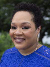 Award-winning journalist Yamiche Alcindor