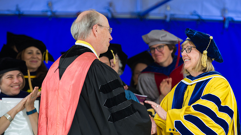 2017 Honored Professor John Brady