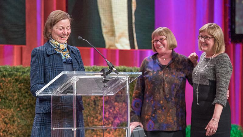 Presentation of the John M Greene Award 2017