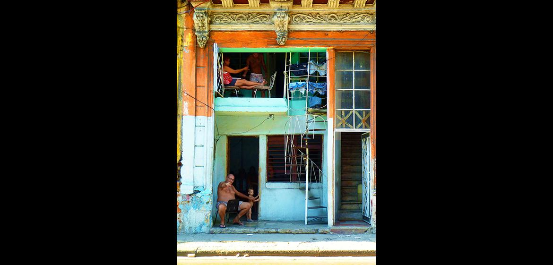 Sydney Keen, Cuba