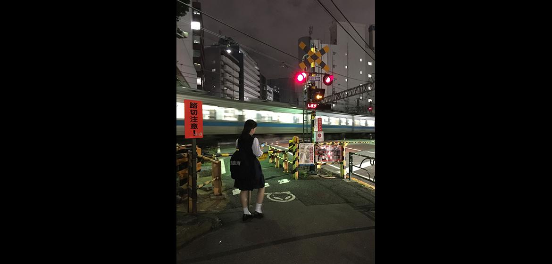 Echo Zhang, Japan