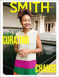Smith Alumnae Quarterly Fall 2016 Cover