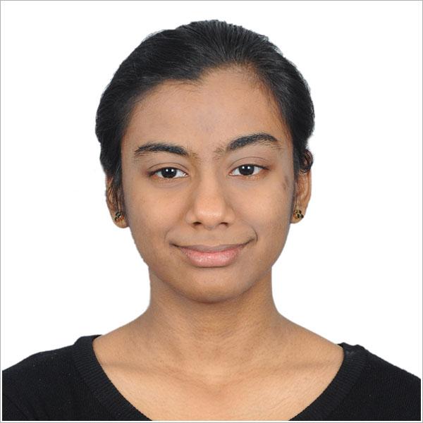 Picture of Conway Intern Sanjana Sunder