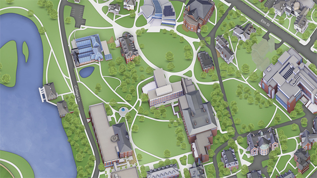 Campus Maps Smith College