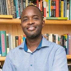 Aaron     Kamugisha