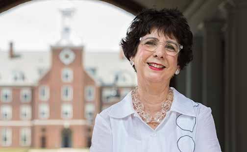Susan Etheredge portrait