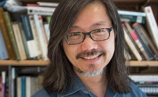Portrait of Floyd Cheung