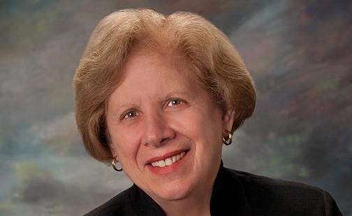 Nancy Malkiel portrait