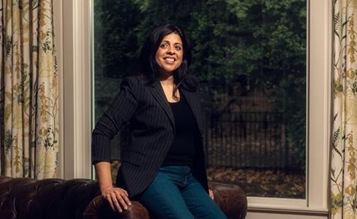 Shazia Khan '98
